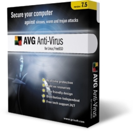 Название AVG Anti-Virus Free Edition 7.5.484 Категория Антивирус